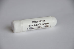 Stress Less Essential Oil Inhaler