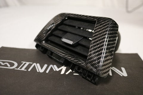 Dinmann CF | BMW F3X & F8X | US Passenger Side Fresh air grille, right
