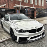 Carbon Fiber Side Skirts – BMW F82 F83 M4