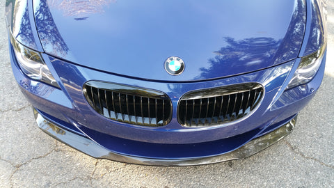 Carbon Fiber Front Lip – BMW E63 M6