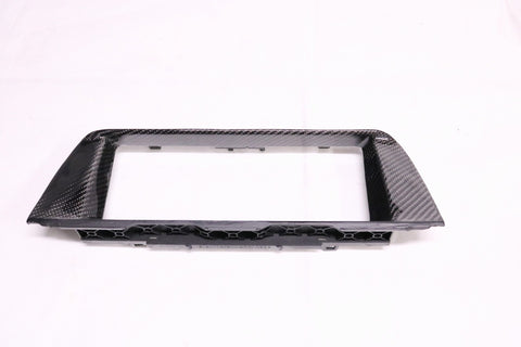 Dinmann CF | BMW F10 F10 M5 | Navigation Screen Cover Trim 10 INCH