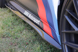 Dinmann CF | BMW F87 M2 | Side Skirts
