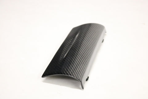 Dinmann CF | BMW FXX | Cover panel, Centerstack, Lower Under Stereo Trim with or without usb hole.