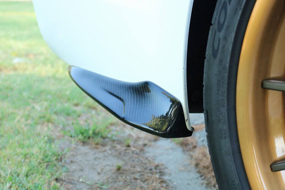 Dinmann CF  | BMW F90 M5 | Rear Side Bumper Extension