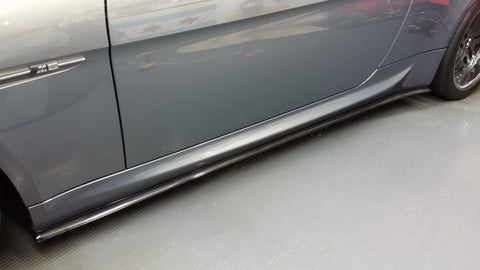 Carbon Fiber Side Skirts – BMW E63 M6