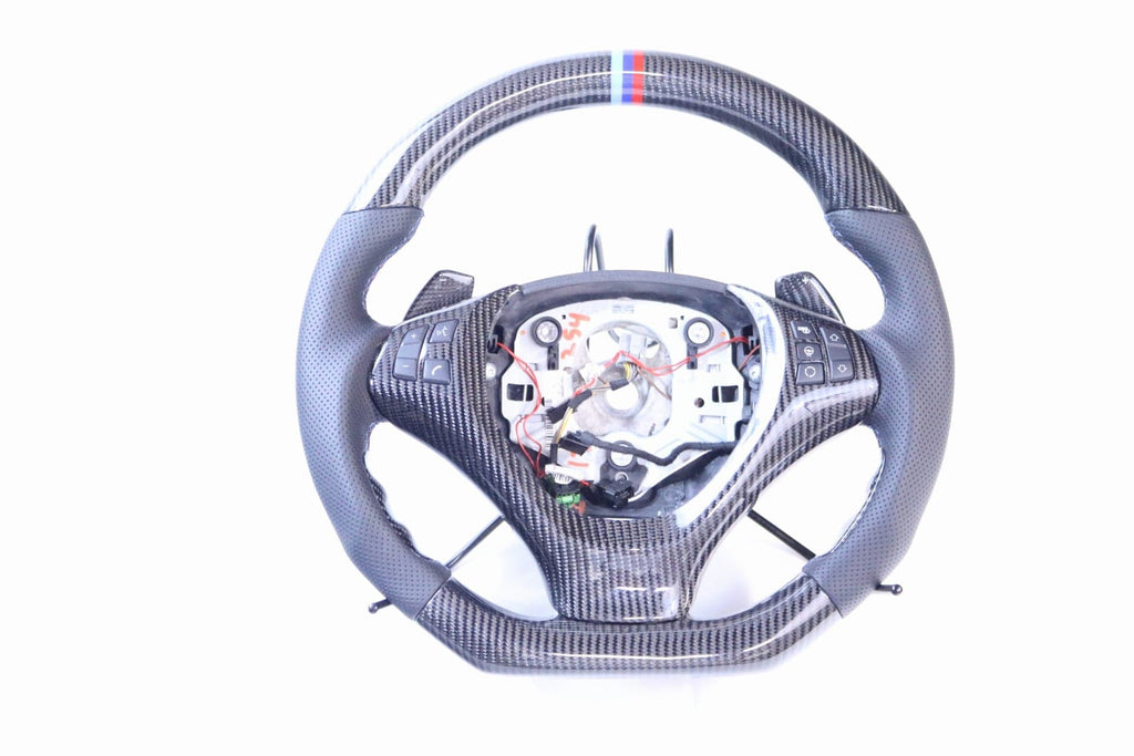 Dinmann CF  | BMW E70/E71 X5 X6 | Steering Wheel - With $300 Refund Option