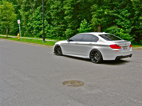 Dinmann CF | BMW F10 M5 | TYPE I Side Skirts