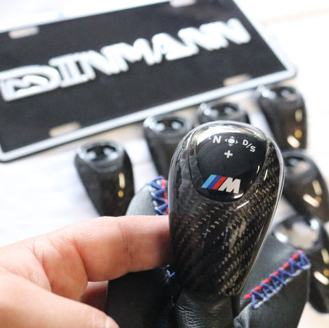 BMW E90 E92 E93 M3 E60 E61 M5 E63 M6 DCT CARBON FIBER GEAR SHIFT