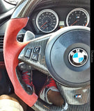 Dinmann CF Steering Wheel | E6X M5 & M6 | - with 300$ Refund Option