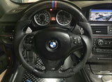 Dinmann CF Steering Wheel | E8X-1M | E9X M3 | - DCT with $300 refund option