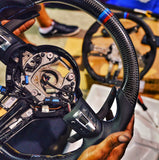 Dinmann CF Steering Wheel | F10 M5 | F06 F1X M6 | - with 650$ refund option