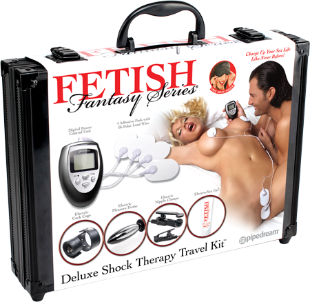 BDSM Sex Toys - Shock Therapy