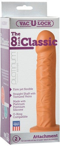 "The Classic 8"" Brown 
