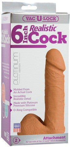 "The Classic 6"" Brown 