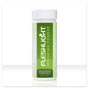 Fleshlight Renewing Powder 4 oz (1ct) |  @ TrySexMachines | Australia