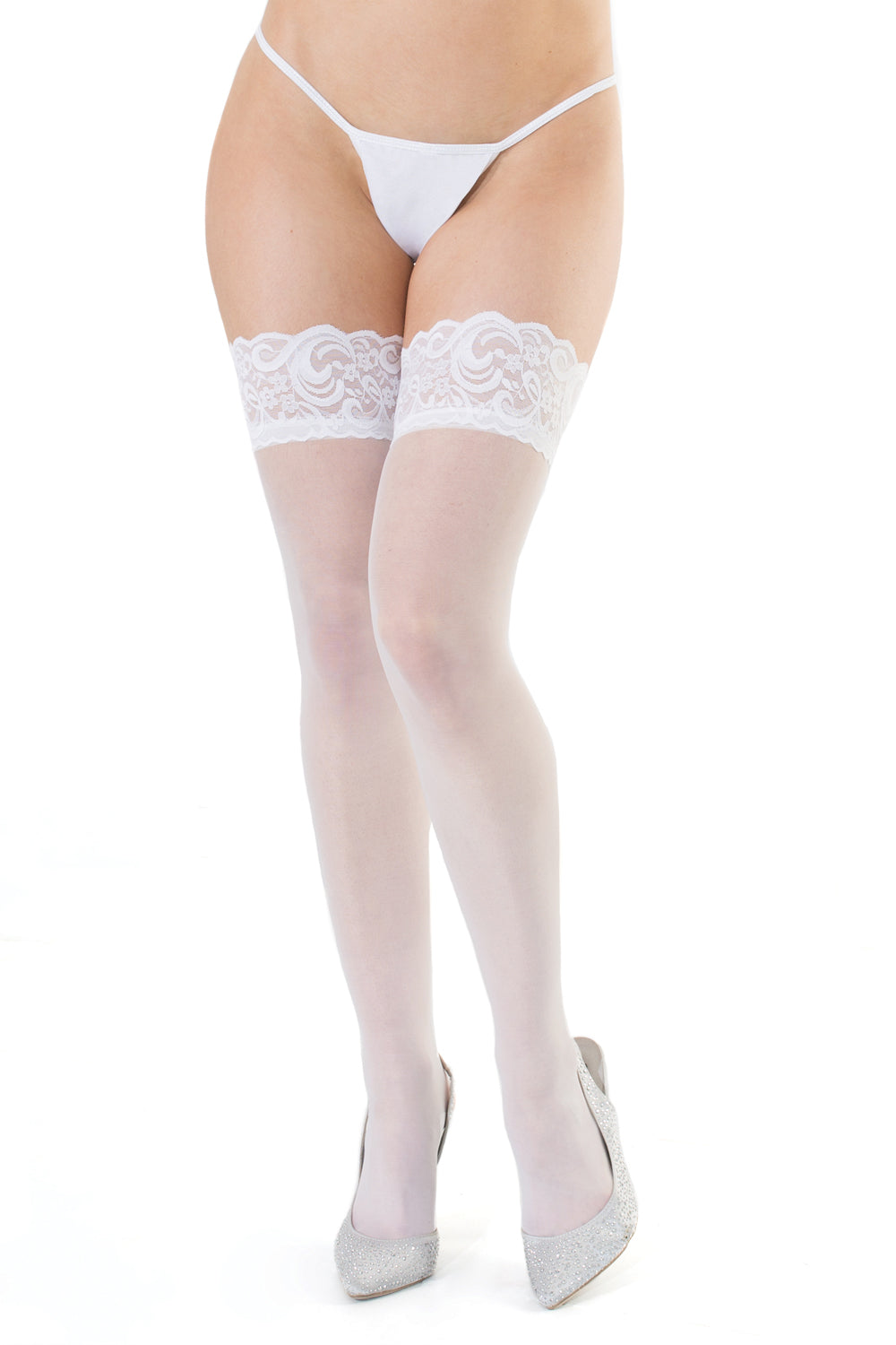 Stay-up Bride to be Stockings
