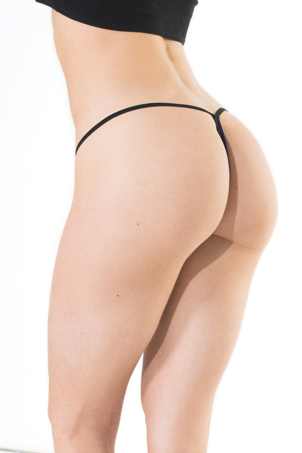 Soft Stretch Lace G-String