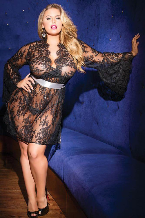 All over Lace Chemise