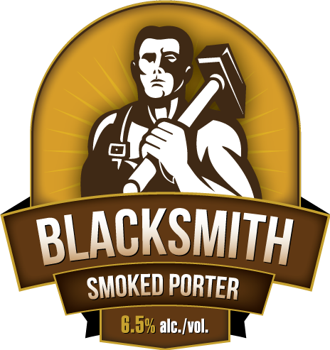 Blacksmith Smoked Porter - Highlander Brew Co