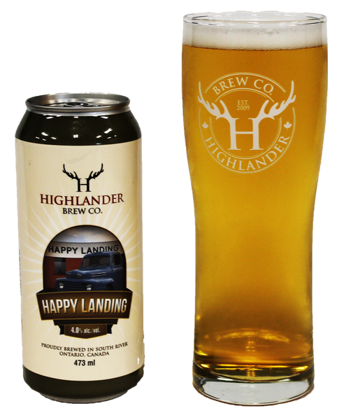 Happy Landing - Highlander Brew Co