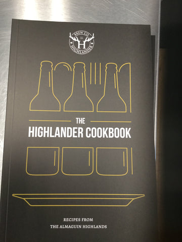 Highlander Cookbook - Highlander Brew Co