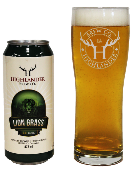 Lion Grass - Highlander Brew Co