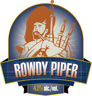 Rowdy Piper - Highlander Brew Co