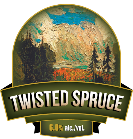 Twisted Spruce - Highlander Brew Co