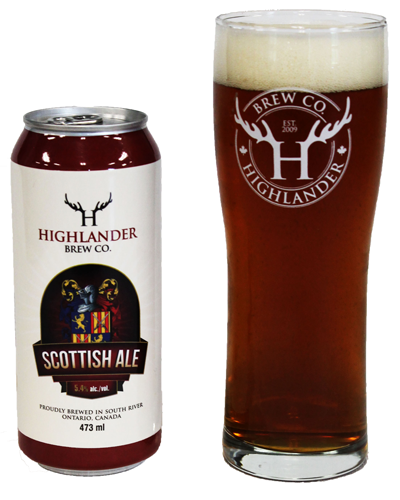 Scottish Ale - Highlander Brew Co
