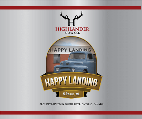 Happy Landing (12 x 473ml cans)