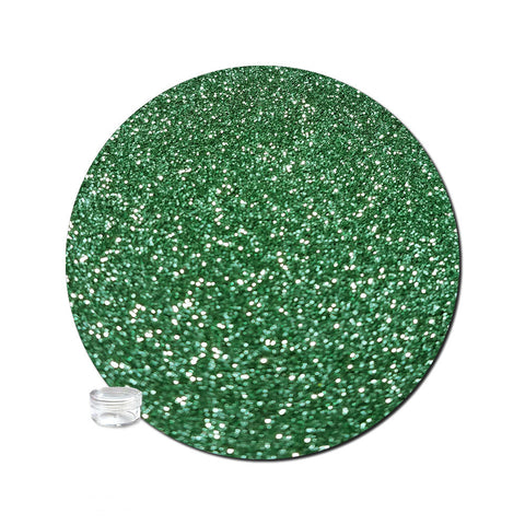 Ultra Fine Glitter Cosmetic Metallic: Envious Green