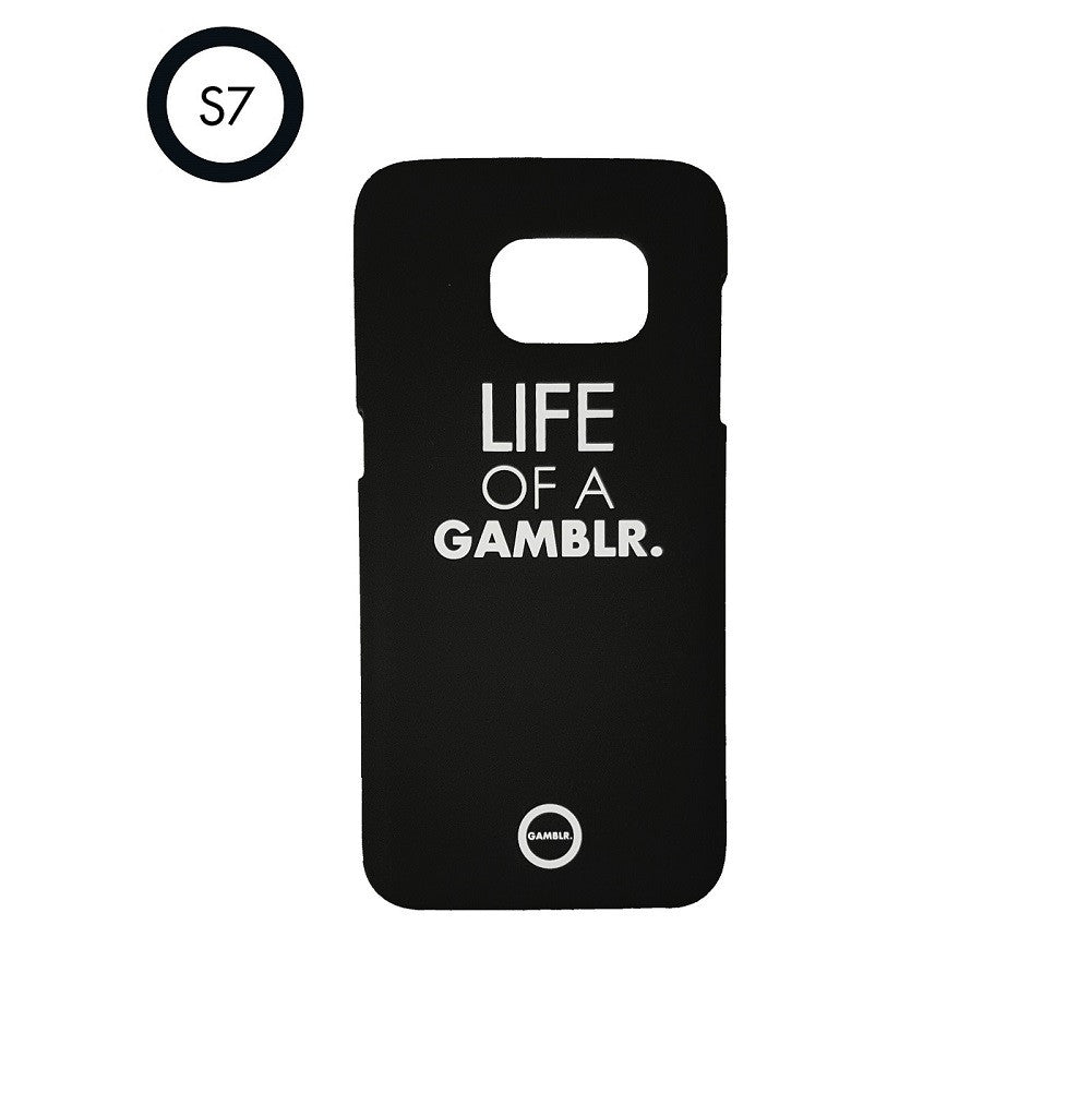 life of a gamblr phone case
