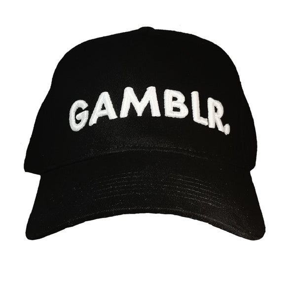 GAMBLR. - Black Classic Dad Cap