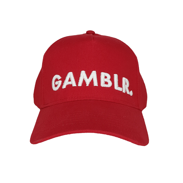 GAMBLR. - Red Classic Dad Cap