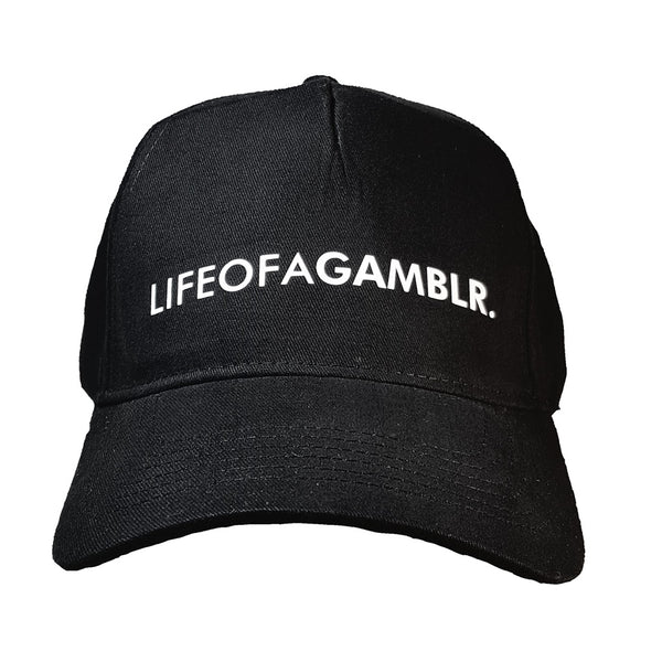 LIFEOFAGAMBLR. - Black Classic Dad Cap