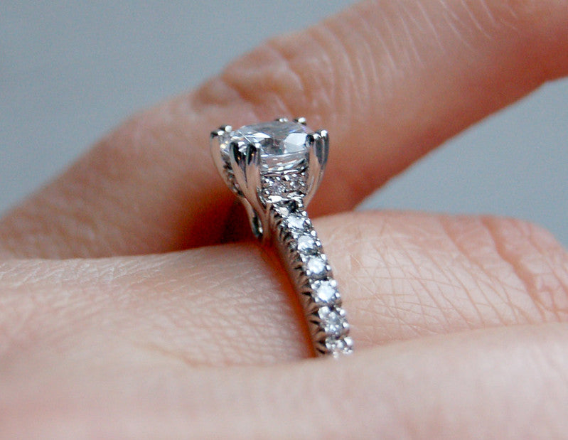 4 Tips for Buying the Perfect Engagement Ring