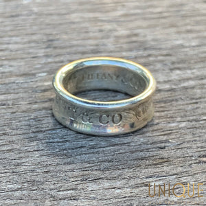 Vintage Sterling Silver Tiffany & Co Ring