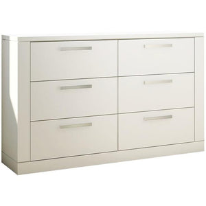 Nest Milano 6 Drawer Double Dresser
