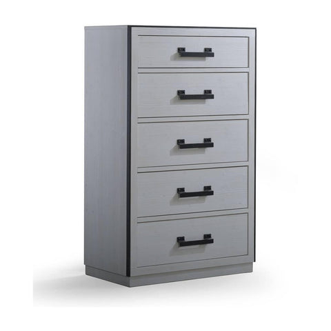Sevilla 5 Drawer Dresser - Piccolino