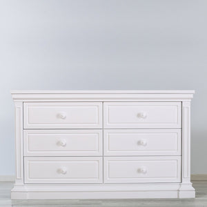 Jackson 6 Drawer Double Dresser