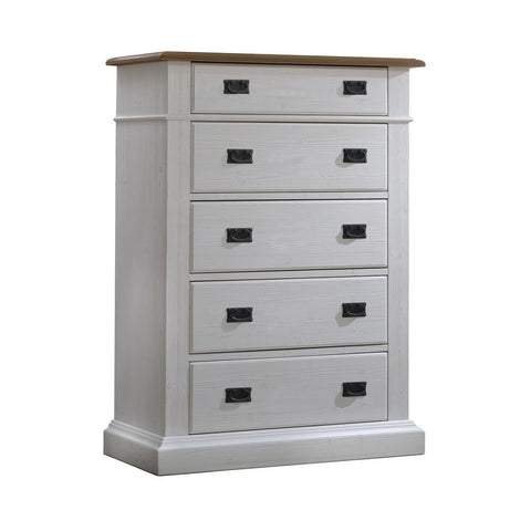 Cortina 5 Drawer Dresser - Piccolino
