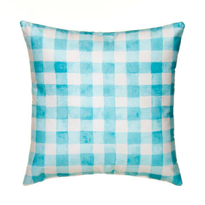 Willow Pillow - Plaid