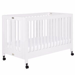 Maki Full-Size Folding Crib