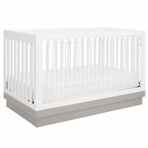 Harlow Crib With Toddler Rail