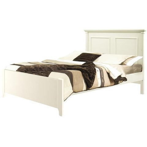 "Belmont Double Bed 54"" (low profile footboard) - Piccolino"