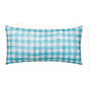 Willow Pillow - Rectangle (Plaid)