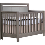Milano Crib With Upholstered Panel - Piccolino