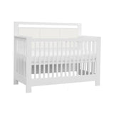 Nest Milano Crib With Upholstered Panel