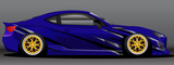 Modular Livery Version 1: Slashes