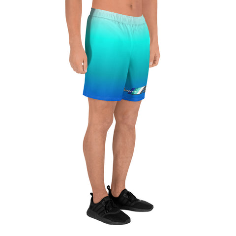 Elevens' Faded Men's Athletic/Swimming Long Shorts